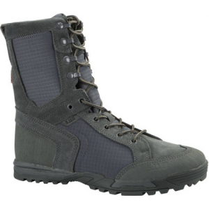 5.11 Tactical Men's RECON Boot 12325 | Storm | 9-Standard | Nylon/Leather | LAPoliceGear.com