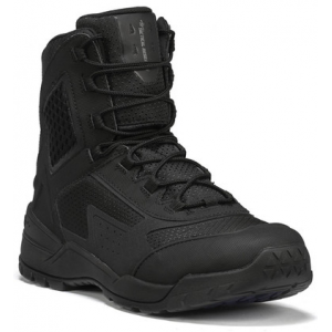 Tactical Research Men's Black 10-40 7″ Ultralight Tactical Duty Boot | 16-Wide | Rubber | LAPoliceGear.com
