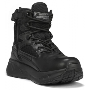 Tactical Research Men's Black FATT MAXX 6Z 6″ Maximalist Tactical Boot | 10.5-Standard | Nylon/Leather/Rubber | LAPoliceGear.com