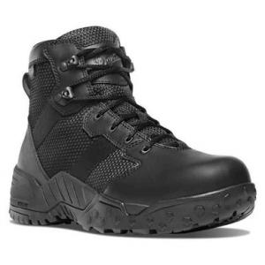 Danner Men's Scorch Side-Zip 6″ Black Danner Dry Tactical Boot 25731   13-Wide   Nylon/Leather   LAPoliceGear.com