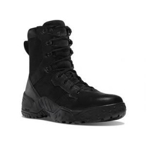Danner Mens Scorch 8″ Side Zip Black Tactical Boot 25732 | 14-Wide | Nylon | LAPoliceGear.com