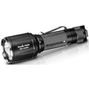 Fenix TK25 Red Flashlight | LAPoliceGear.com