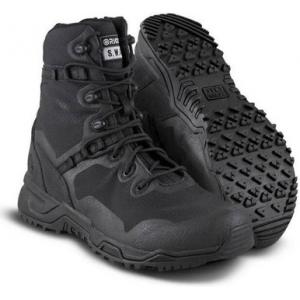 Original SWAT Alpha Fury 8″ Men's Boot | Black | 16-Wide | Polyester/Nylon/Rubber | LAPoliceGear.com