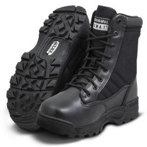Original SWAT Women's Classic 9 Boot   Black   9-Standard   Nylon/Leather/Rubber   LAPoliceGear.com