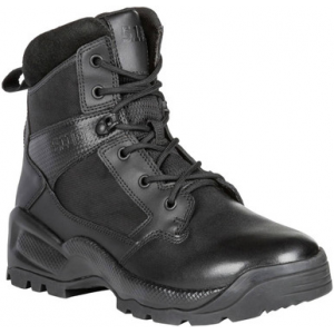 5.11 Tactical Men's A.T.A.C. 2.0 6″ Black Boot 12401 | 14-Standard | Nylon/Leather | LAPoliceGear.com