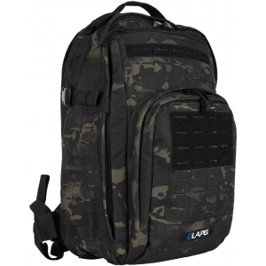 LA Police Gear Atlas(TM) 12 Hour Tactical Backpack | OD Green | Polyester