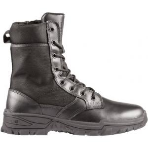 5.11 Tactical Men's Speed 3.0 Side Zip Black Boot 12336   7-Wide   Nylon/Leather   LAPoliceGear.com