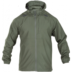 5.11 Tactical Men's Packable Operator Jacket 48169   Sheriff Green   2X-Large   Polyester   LAPoliceGear.com