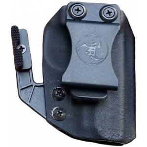 ANR Design Appendix IWB Holster with Polymer Claw Sig -Sauer P320C – Black – Right Hand – 1.5″ Belt | LAPoliceGear.com