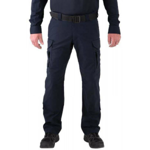 First Tactical Men's V2 EMS Pant | Midnight Navy Blue | 44/34 | Cotton/Polyester | LAPoliceGear.com
