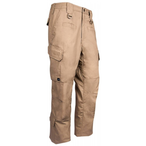LA Police Gear Men's Operator Pant with Lower Leg Pockets   Charcoal   42/34   Cotton/Polyester