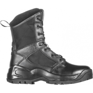 5.11 Tactical Women's A.T.A.C. 2.0 8″ Black Boot 12403 | 10-Standard | Nylon/Leather | LAPoliceGear.com