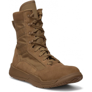Tactical Research Men's Coyote AMRAP Athletic Training Boot | 13-Wide | Nylon/Leather/Rubber | LAPoliceGear.com