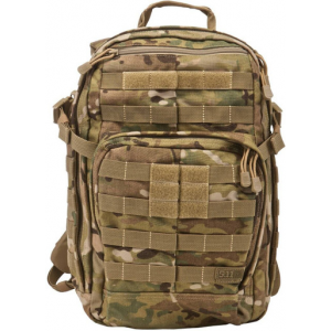 5.11 Tactical Multicam RUSH 12 Backpack 56954 | Nylon | LAPoliceGear.com