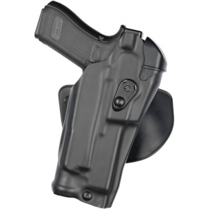 Safariland 6378RDS ALS Concealment Paddle & Belt Loop Combo Holster   Red   LAPoliceGear.com