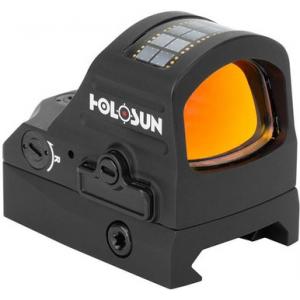 Holosun HS507C X2 Red Circle Dot Reflex Sight | LAPoliceGear.com