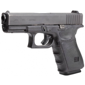 Hogue Grips Hogue GLOCK 17, 17MOS, 22, 31, 34, 34MOS, 35, 35MOS (Gen 4) Black Rubber Wrapter Adhesive Grip | LAPoliceGear.com