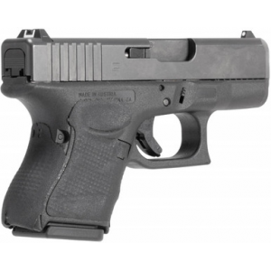 Hogue Grips Hogue GLOCK 26, 27, 33 (Gen 4) Black Rubber Wrapter Adhesive Grip | LAPoliceGear.com