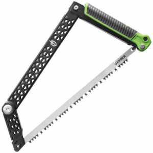 Gerber Freescape Camp Saw | Green | Rubber | LAPoliceGear.com