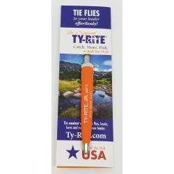 TY-RITE HOOK HOLDER JR midge size - Fly Fishing