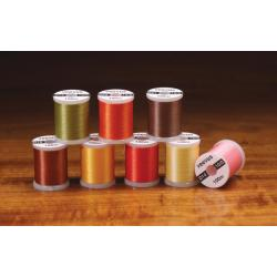 6/0 Veevus Fly Tying Thread - Assorted Colors - Red