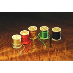 Hareline Antron Yarn Assorted Colors - FL Lime Green