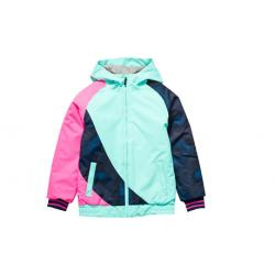 Ride Shelby Jacket with Attached Hood - Girl's