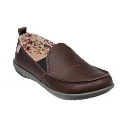 Spenco Siesta Leather Slip-Ons - Women's