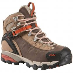 Oboz Women's Wind River Ii Wp Backpacking Boots - Size 6