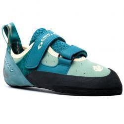 Evolv Women's Elektra Climbing Shoes, Jade - Size 10