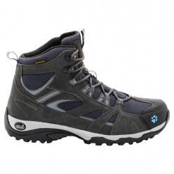 Jack Wolfskin Women's Vojo Mid Texapore Waterproof Hiking Boots, Light Sky - Size 8