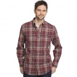 G.h. Bass & Co. Men's Madawaska Flannel Long-Sleeve Trail Shirt