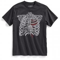 EMS Men's My Heart Pumps Pedals Graphic Tee - Size XL
