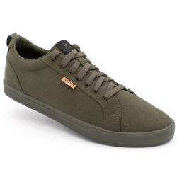 Saola Men's Cannon Canvas Lace Up Shoes - Size 8