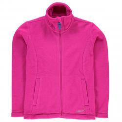 Gelert Girls' Ottawa Fleece Jacket - Size 7-8X