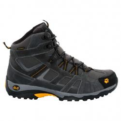 Jack Wolfskin Men's Vojo Mid Texapore Waterproof Hiking Boots, Burly Yellow - Size 14.5