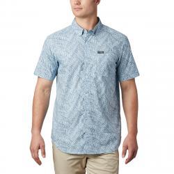 Columbia Men's Short-Sleeve Brentyn Trail Ii Shirt - Size M