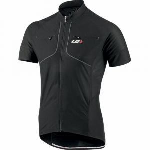 Louis Garneau Men's Evans Gt Bike Jersey, Black