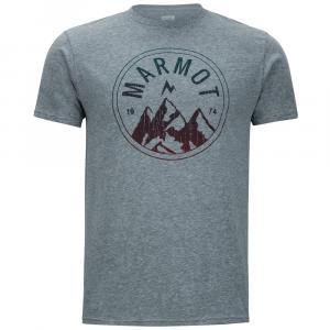 Marmot Men's Perimeter Short-Sleeve Tee Shirt - Size S