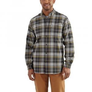 Carhartt Men's Trumbull Plaid Long-Sleeve Shirt