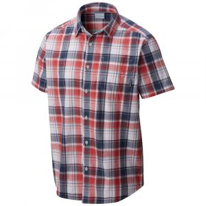 Columbia Men's Thompson Hill Ii Yarn Dye Shirt - Size M