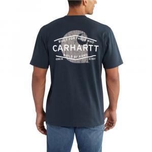 Carhartt Men's Graphic Branded C Pocket Short Sleeve T-Shirt