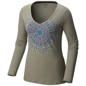 Columbia Women's Radiation Road Long-Sleeve Tee - Size L