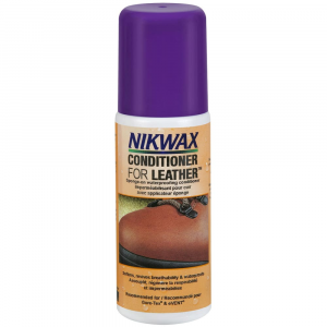 photo of a Nikwax footwear cleaner/treatment