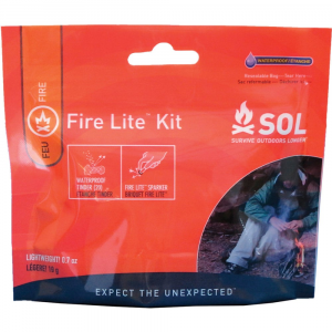 photo: SOL Fire Lite with Tinder Quik fire starter