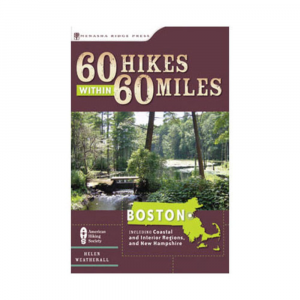 photo: Menasha Ridge Press 60 Hikes Within 60 Miles: Boston us northeast guidebook