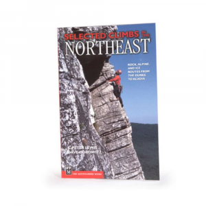 photo: The Mountaineers Books Selected Climbs of the Northeast us northeast guidebook