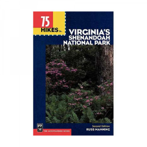 The Mountaineers Books 75 Hikes in Virginia's Shenandoah National Park