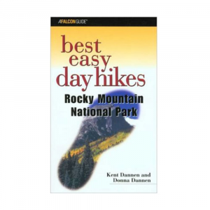 photo: Falcon Guides Best Easy Day Hikes - Rocky Mountain National Park us mountain states guidebook