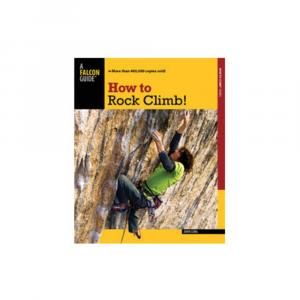 photo: Falcon Guides How To Rock Climb climbing book